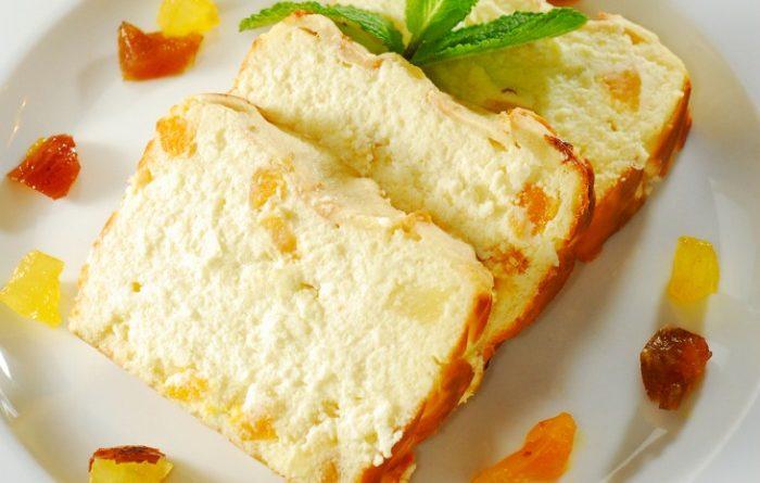 Творожный кекс: рецепт легкого десерта