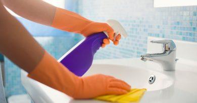 10 вещей в доме, которые необходимо чистить каждую неделю.