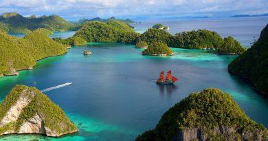 В каких странах наибольшее количество островов