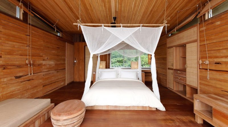 Использование древесных материалов в дизайне интерьера.