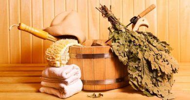 Как появилась традиция париться вениками в бане и для чего они нужны.