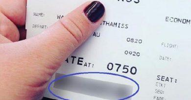 Почему нельзя выкладывать в соцсетях фотографии билетов и посадочных талонов