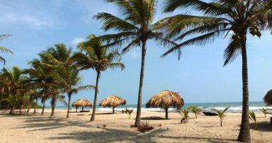 5 лучших диких пляжей Мира