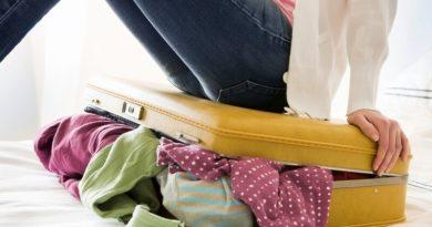 5 уловок которые помогут застегнуть битком забитый чемодан