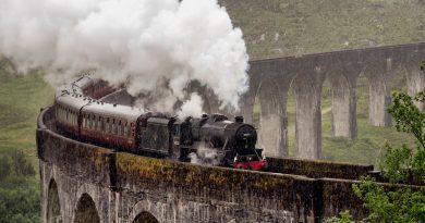 5 интересных фактов о поездах в разных странах мира
