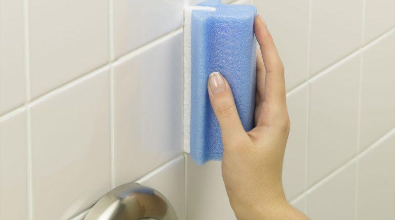 Как очистить плитку в ванной после ремонта