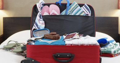 10 вещей в багаже, которые чаще всего абсолютно бесполезны