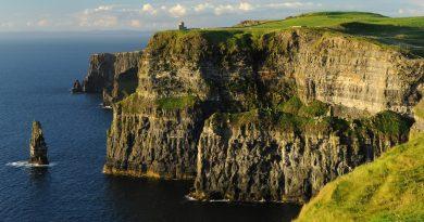 Что интересного посмотреть в Ирландии