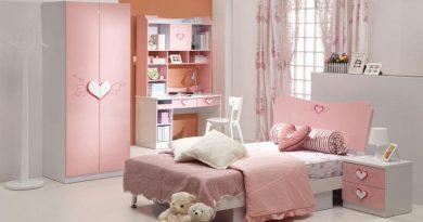 Организация комнаты для девочки
