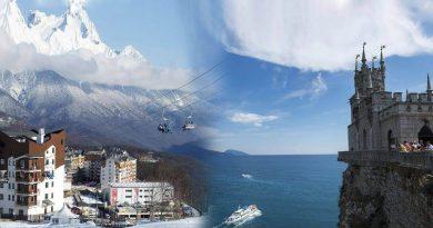 Где лучше отдохнуть на российском юге: Крым или Сочи