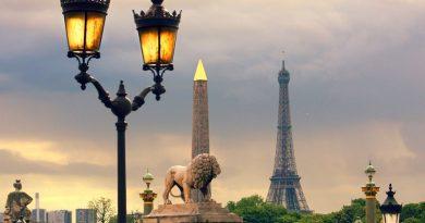 Париж — город мечты: что посмотреть в первую очередь