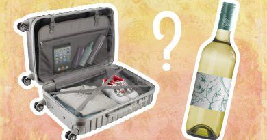 Как правильно уложить бутылки в чемодан, чтобы они не разбились в полете