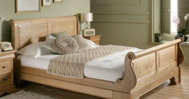 В чем преимущества кроватей из массива дерева.