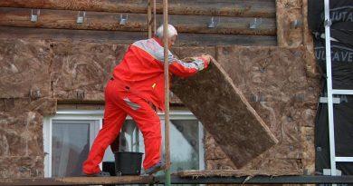 Типичные ошибки при утеплении деревянного дома