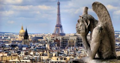 Что посмотреть во Франции за неделю