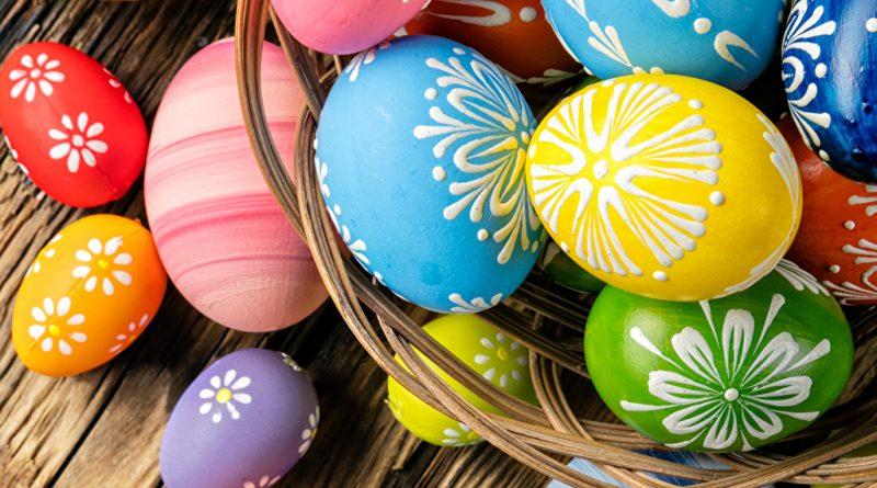 А что вы знаете о пасхальных яйцах?