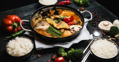 Удивительные факты о корейской кухне