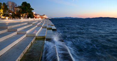 Топ-10 интересных достопримечательностей Хорватии
