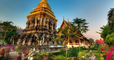 Проклятие города Чиангмая