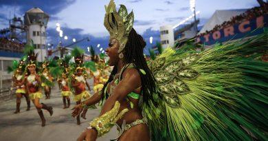 Почему лучше не ездить в Бразилию во время карнавала