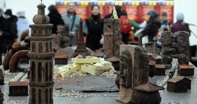 5 городов, в которых туристы попробуют самый вкусный шоколад