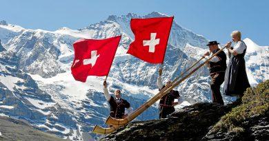 10 малоизвестных фактов о Швейцарии