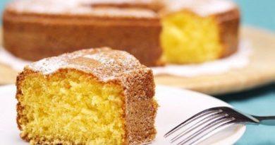 Пышные, воздушные и вкусные манные кексы - проще рецепта не найти