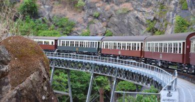 5 самых опасных для путешественников маршрутов на поезде