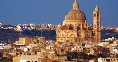 Топ-5 привлекательных городов Мальты