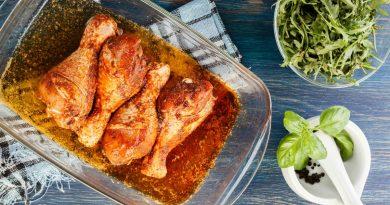 5 отличных маринадов для курицы