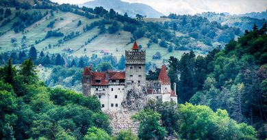 15 самых красивых древних замков мира
