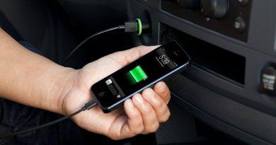 Зарядка телефона при выключенном двигателя автомобиля? Безопасно или небезопасно?