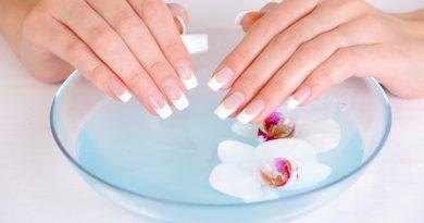 Укрепляющие ванночки для ногтей в домашних условиях