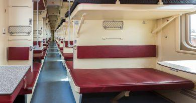 Где находятся самые лучшие места в вагоне поезда