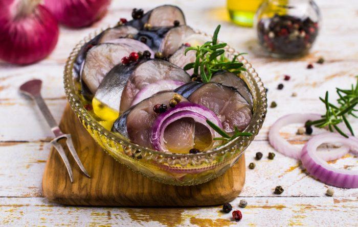 4 рецепта маринования скумбрии