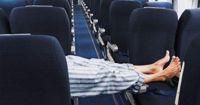 5 секретов комфортного авиаперелёта на любое расстояние