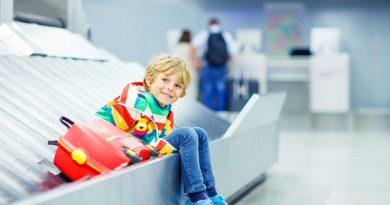 Советы для путешествий с детьми