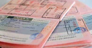 В какие страны россияне могут оформить визу самостоятельно