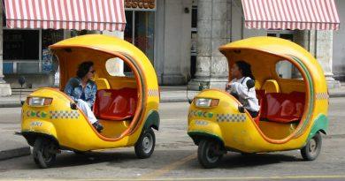 Как ловить такси в разных странах и сколько это может стоить