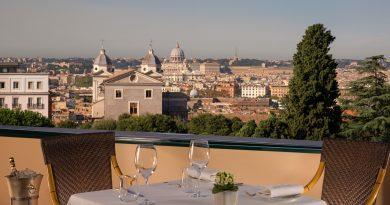5 отелей с роскошными видами из окон номеров