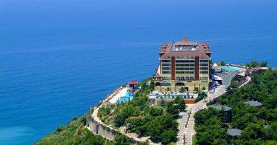 5 пляжных отелей Турции, которые российские туристы посещают чаще всего