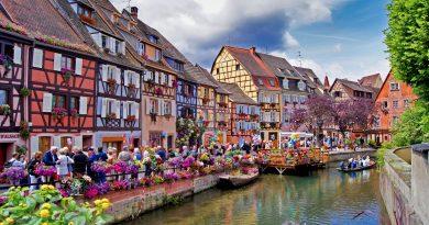 Кольмар — прекраснейший город Эльзаса