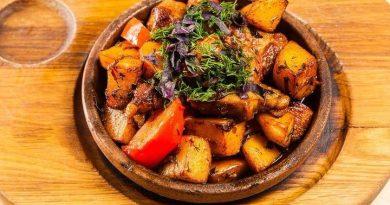 Оджахури - грузинское блюдо