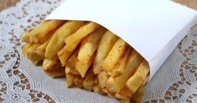Картофель фри (без масла)