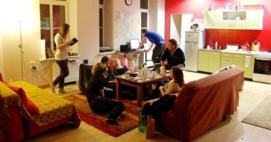 10 преимуществ апартаментов для путешествующих большой компанией