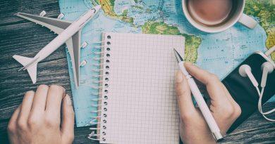 Как сохранить полезные привычки в поездке или путешествии