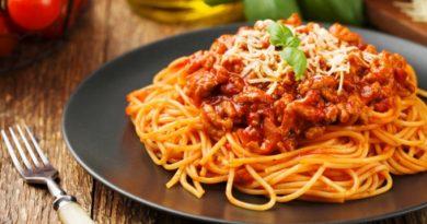 """Спагетти """"Болоньезе"""" - самый простой рецепт"""