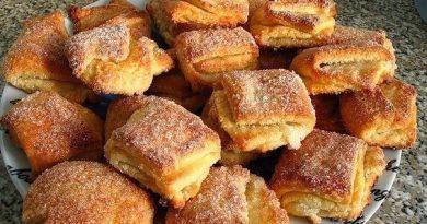 Домашнее и очень вкусное печенье!