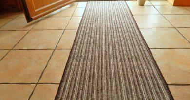 Как выбрать ковровую дорожку для разных помещений дома?
