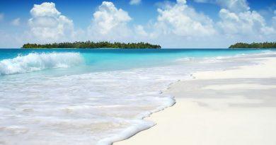 3 страны где больше всего чистых пляжей